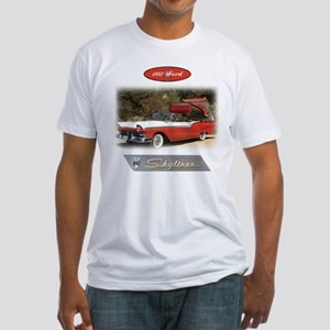1957 Skyliner Fitted T-Shirt