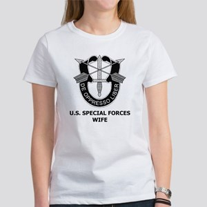 Special Forces Wife Women's T-Shirt