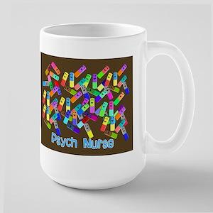 Psych Nurse Blanket Size Large Mug