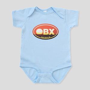 OBX Outer Banks Sunset Infant Bodysuit