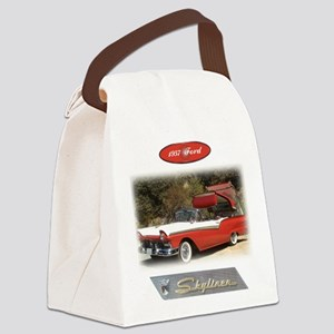 1957 Skyliner Canvas Lunch Bag