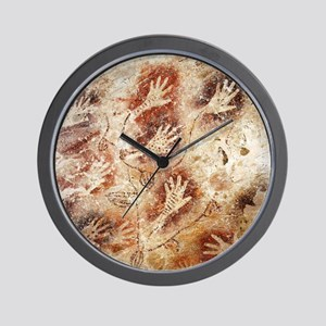 Gua Tewet The Tree Of Life Wall Clock