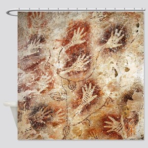Gua Tewet The Tree Of Life Shower Curtain