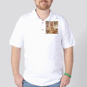 Gua Tewet The Tree Of Life Golf Shirt