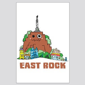 East Rock Large Poster