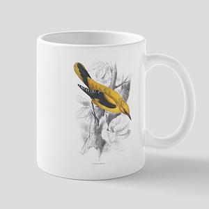 Golden Oriole Bird Mug