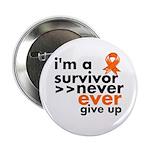 Never Give Up Leukemia 2.25