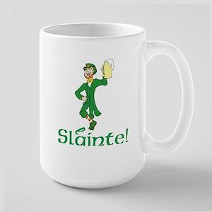 Slainte! Large Mug