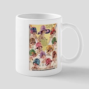 Flapper Hats Mug
