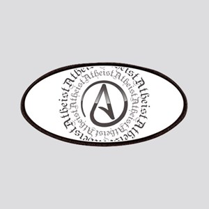 Atheist Circle Logo Patches