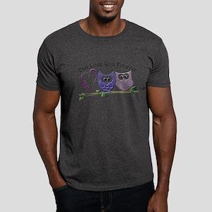 Owl Love You Forever Dark T-Shirt