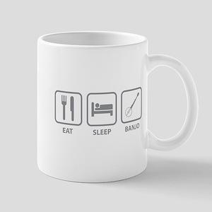 Eat Sleep Banjo Mug