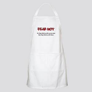 Fear Not BBQ Apron
