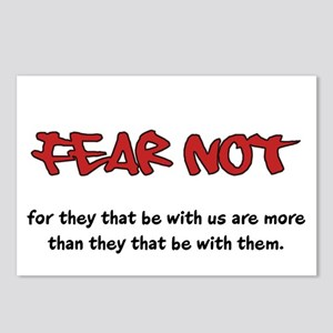 Fear Not Postcards (Package of 8)