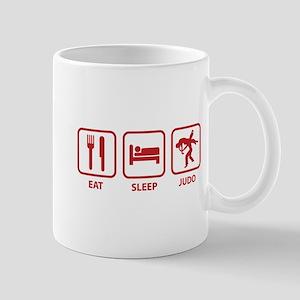 Eat Sleep Judo Mug
