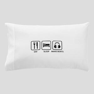 Eat Sleep Make Beats Pillow Case