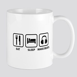 Eat Sleep Make Beats Mug