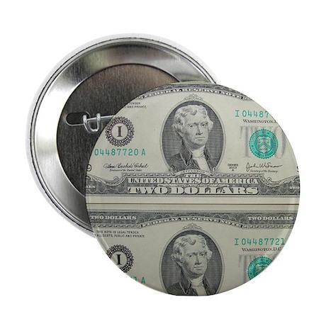 "FOUR DOLLARS™ 2.25"" Button"