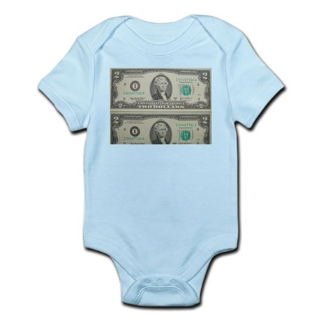 FOUR DOLLARS™ Infant Bodysuit