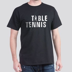 table tennis Dark T-Shirt