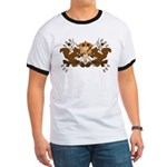 Land of Nuts Ringer T