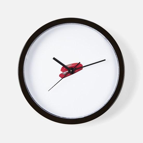 Milton's Stapler Wall Clock