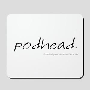podhead Mousepad