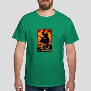 Halloween Salem Witch Dark T-Shirt