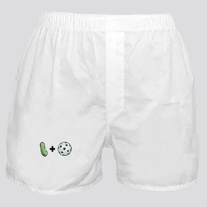 Pickle + Ball Boxer Shorts