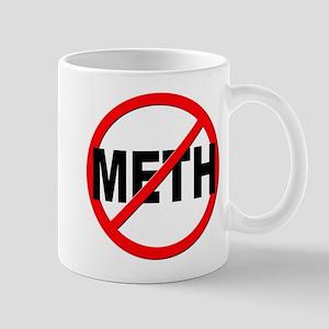 Anti / No Meth Mug