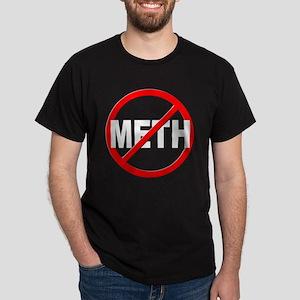 Anti / No Meth Dark T-Shirt