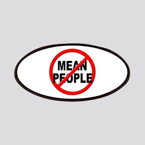 Anti / No Mean People Patches