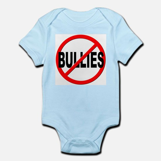 Anti / No Bullies Infant Bodysuit