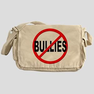 Anti / No Bullies Messenger Bag