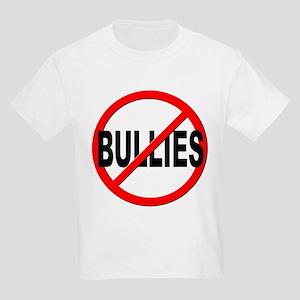 Anti / No Bullies Kids Light T-Shirt