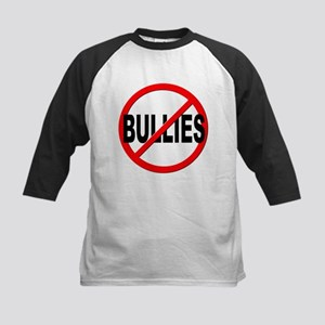 Anti / No Bullies Kids Baseball Jersey