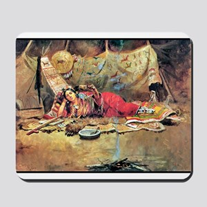 Keeoma, 1896 Mousepad