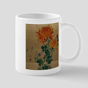 Chrysanthemum - Anon - 1890 Mugs