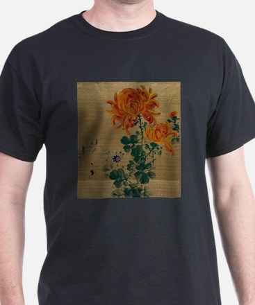 Chrysanthemum - Anon - 1890 T-Shirt