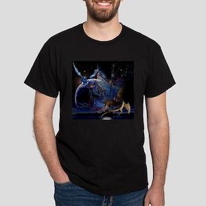 Wizzard & Dragon Dark T-Shirt