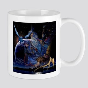 Dragons and Wizzards Mug