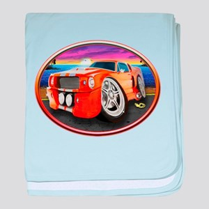 Awesome Super Tuned GT 500 baby blanket
