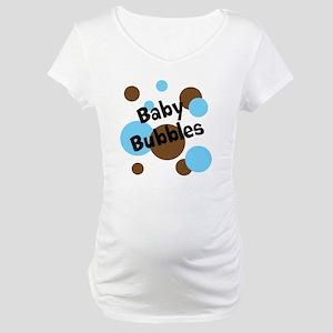 I 3 Baby Bubbles Maternity T-Shirt