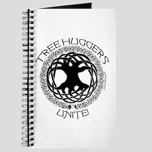 Tree Huggers Unite! Journal