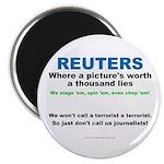 Anti- Reuters Magnet
