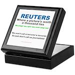 Anti- Reuters Keepsake Box