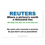 Anti- Reuters Postcards (Package of 8)