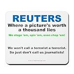 Anti- Reuters Mousepad
