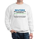Anti- Reuters Sweatshirt