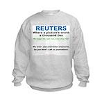 Anti- Reuters Kids Sweatshirt